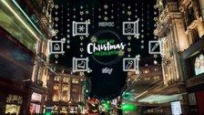 Oxford Street Christmas LightsOxford Street Christmas Lights