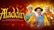 Aladdin is at Richmond Theatre