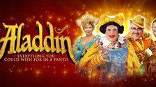 Aladdin is at Richmond Theatre