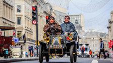 The Regent Street Motor Show
