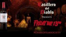 Casillero del Diablo presents Friday the 13th