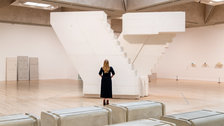 Installation view of Rachel Whiteread at Tate Britain by Tate (Joe Humphrys)
