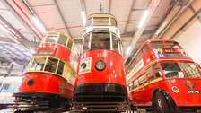 London Transport Museum's Depot Open Weekend - Moving London