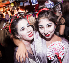 Club De Fromage Halloween Special: Zombies Ate My Dance Floor