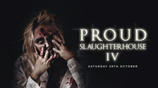 Proud Slaughterhouse IV Halloween Party