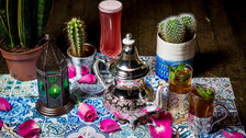 The Queen of Hoxton Winter Rooftop: The Moroccan Medina