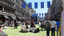Regent Street Summer Streets