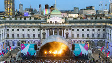 Somerset House Summer Series by Owen Harvey