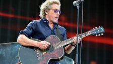 Roger Daltrey is at the London Literature Festival