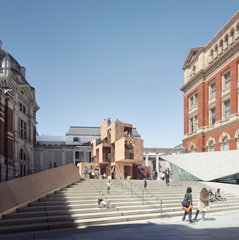 The London Design Festival - MultiPly by Waugh Thistleton Architects