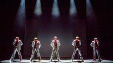 Motown the Musical by Tristram Kenton