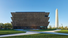 David Adjaye: Making Memory - Smithsonian National Museum of African American History and Culture in Washington D.C. by Adjaye Associates