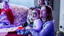 Imagine Children's Festival - Big Bed, photo (c) Victor Franskowski