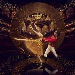 English National Ballet: Cinderella in-the-round by Jason Bell
