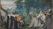 Elizabethan Treasures: Miniatures by Hilliard and Oliver by Statens Museum for Kunst - National Gallery of Denmark