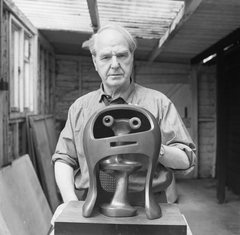Henry Moore: The Helmet Heads by John Hedgecoe, 1967