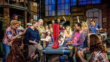 Kinky Boots by Matt Crockett