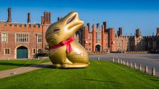 Lindt Gold Bunny Easter Hunt by Lindt