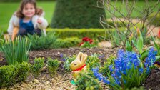 Easter Lindt Gold Bunny Hunt at Kensington Palace by Lindt