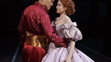 The King & I - Ken Watanabe and Kelli O'Hara by Paul Kolnik