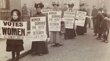 Votes for Women - (c) Museum of London