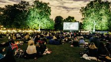 Nomad Cinema: Queens Park: The Adventures Of Priscilla by Sarah Ginn