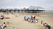 The Great British Seaside by Simon Roberts, Courtesy of Flowers Gallery London