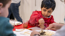 Bengali Spring Festival by Museum of London Docklands