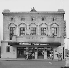 The National Theatre at The Old Vic 1963-1976 - Old Vic exterior (photo by Chris Arthur)