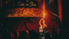 Champagne and Chandeliers NYE Cabaret Show and Party