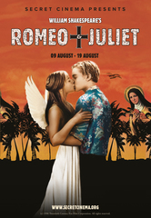 Secret Cinema: Romeo and Juliet