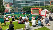 Wimbledon at Cardinal Place