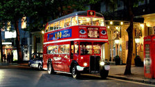 Lights and Sights Vintage Bus Tours