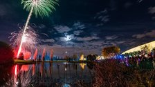 Dukes Meadows Fireworks Display