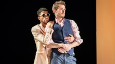 Michael Walters and Michael Marcus star in The Inheritance: Part 2 by Marc Brenner