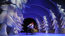 The Snowman by Tristram Kenton
