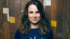 Cariad Lloyd is at the London Podcast Festival