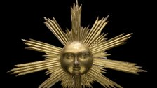 The Sun: Living With Our Star - Apothecary sign in wood, Europe, 1701-1900, unknown maker, c.Science Museum Group Collection