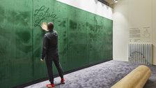 London Design Biennale - Latvia, Matter to Matter, Arthur Analts by Ed Reeve