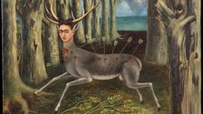 Modern Couples: Art, Intimacy And The Avant-Garde - Frida Kahlo, Le Venadita (little deer), 1946 by MCA Chicago