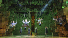 Matilda the Musical by Manuel Harlan