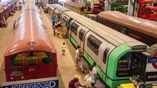 London Transport Museum's Depot Open Weekend - Love Your Line