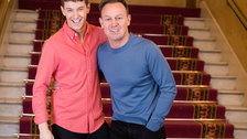 Jac Yarrow and Jason Donovan, Joseph and the Amazing Technicolor Dreamcoat