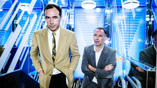 One Day At The Disco - 2ManyDJs, photo by ROB Walbers