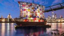 The Ship Of Tolerance - Ship of Tolerance by Ilya & Emilia Kabakov Totally Thames 2019