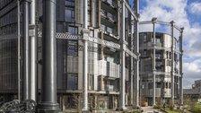 London Design Festival: Kings Cross Design District - Gasholders x Roksanda by John Sturrock