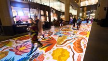 Imminence at Bloomberg Arcade by Matt Crossick / PA Wire