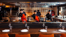 Arros QD Chef's table by Kalen Armstrong