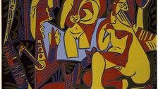 Picasso and Paper - Pablo Picasso, 'Le Dejeuner sur l'herbe' after Manet I. Photo © RMN-Grand Palais (Musee national Picasso-Paris) / Marine Beck-Coppola © Succession Picasso/DACS 2019