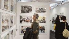 London Art Fair by Charlotte Swinburn
